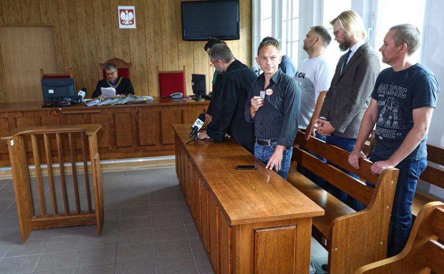 Sąd Rejonowy w Warszawie