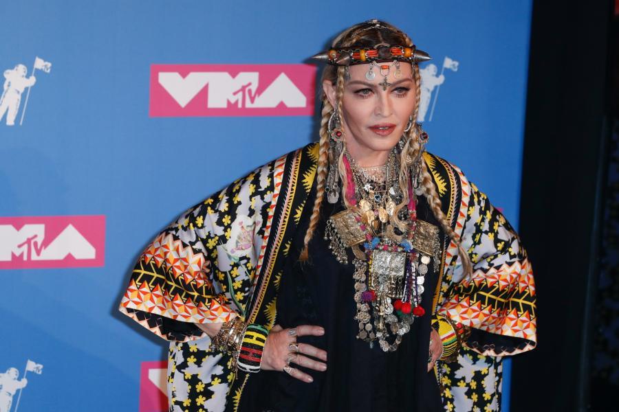 Madonna na gali MTV VMA 2018