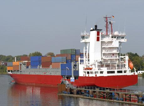 Statki z Szanghaju trafią do Gdańska