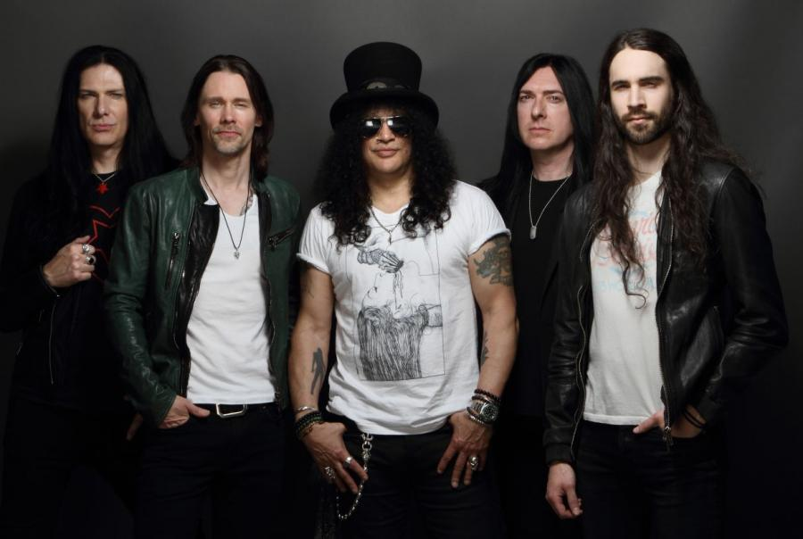 Slash oraz Myles Kennedy and The Conspirators