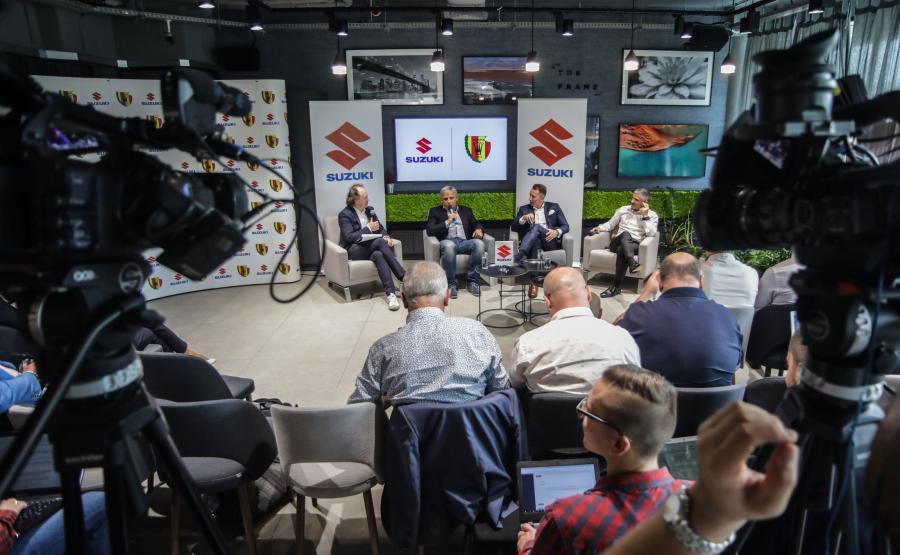Konferencja Suzuki i Korony Kielce