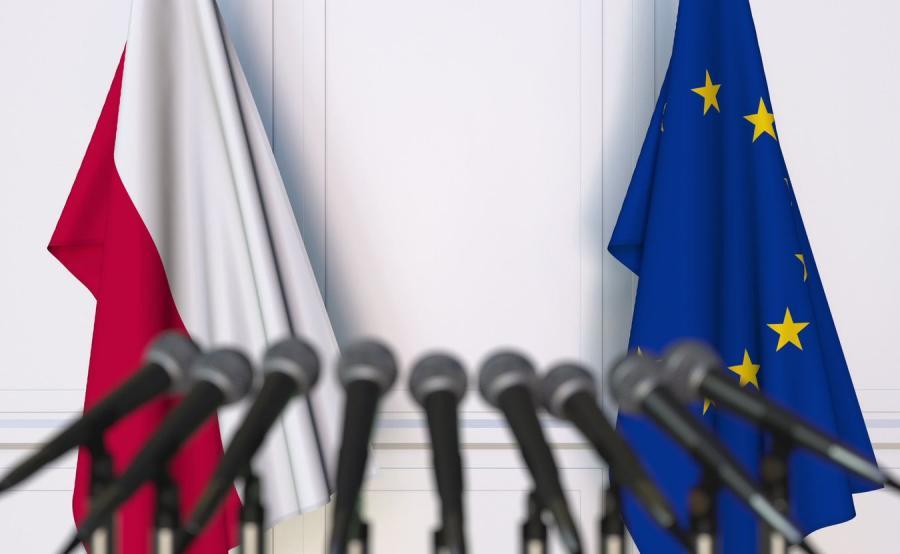 Polska w UE. Zdjęcie ilustracyjne