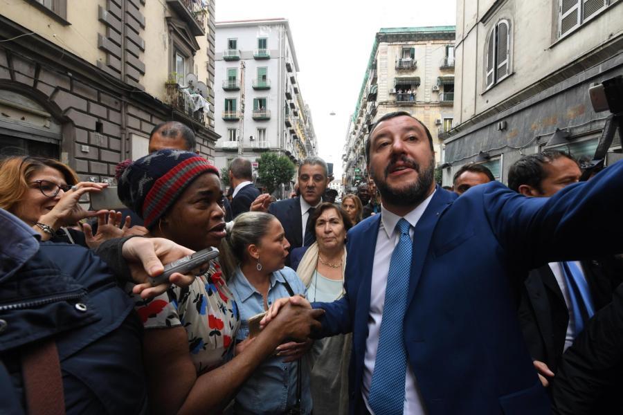 Salvini Włochy