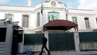 Saudyjski konsulat w Stambule