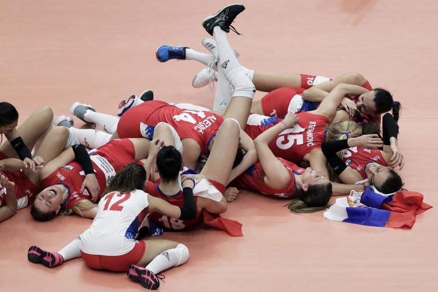 Serbki mistrzyniami świata w siatkówce