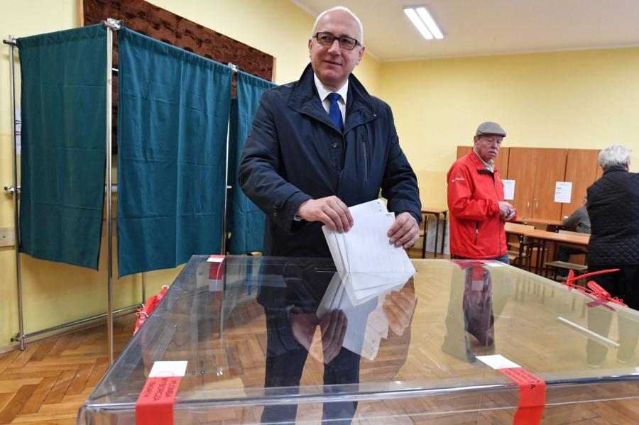 Wybory samorządowe 2018. Joachim Brudziński