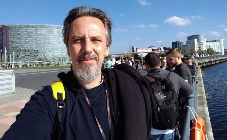 Zdjęcie wykonane telefonem Motorola One