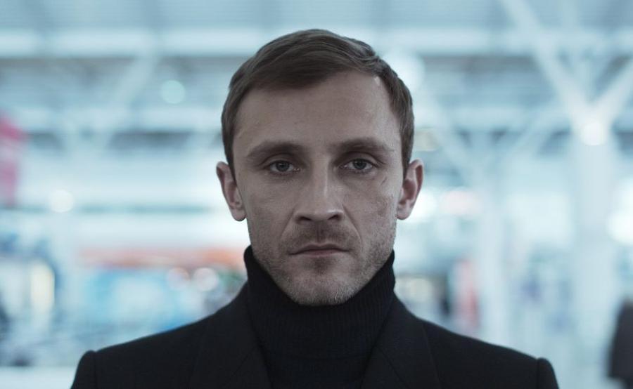 Kamil Nożyński w serialu \