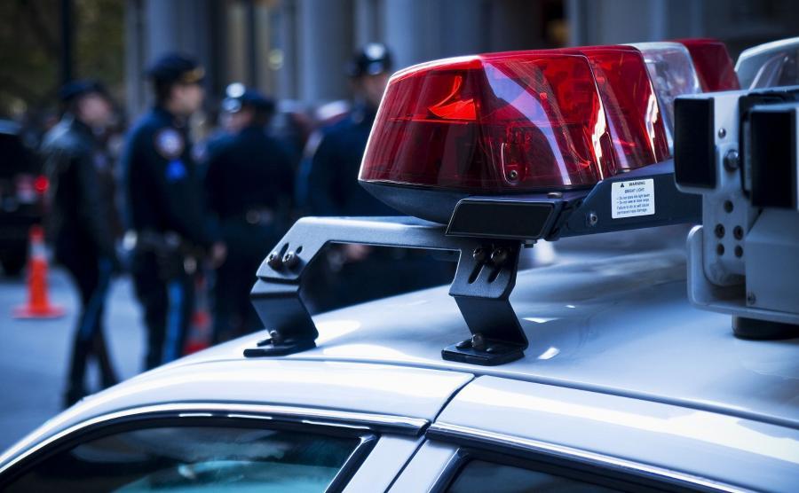 Policja, USA, radiowóz