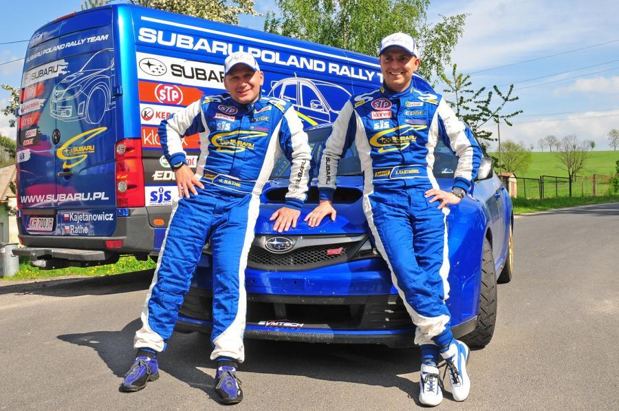 Subaru - najpierw prędkość, potem kierunek!