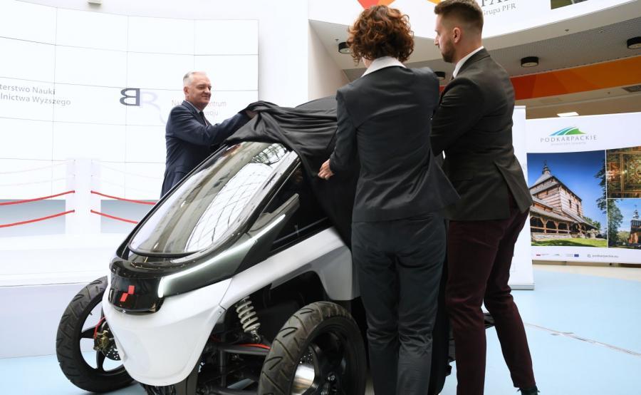 Triggo - pojazd powstał z myślą o rynku carsharingowym
