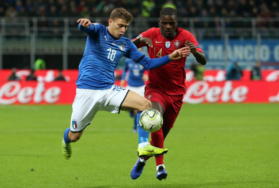 Nicolo Barella i William Carvalho