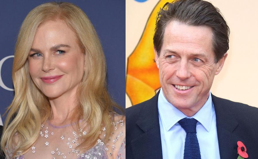 Nicole Kidman, Hugh Grant
