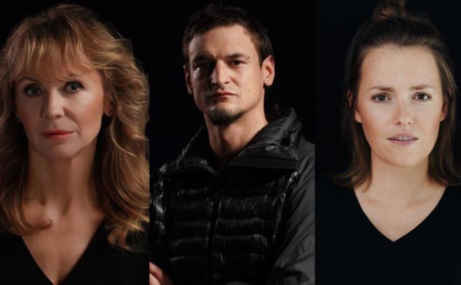 Beata Ścibakówna, Adam Bielecki, Olga Frycz
