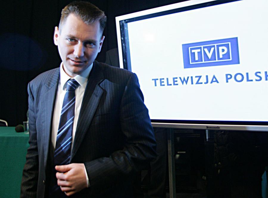 Era Farfała w TVP szybko się nie skończy