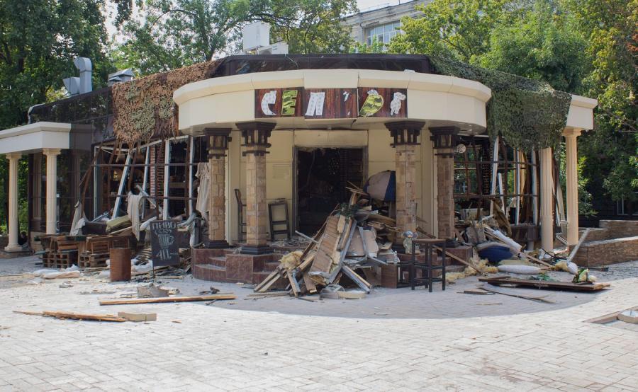 Donieck, Ukraina