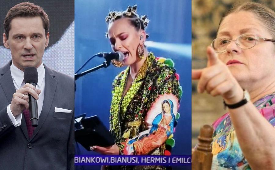 Krzysztof Ziemiec, Natalia Nykiel, Krystyna Pawłowicz