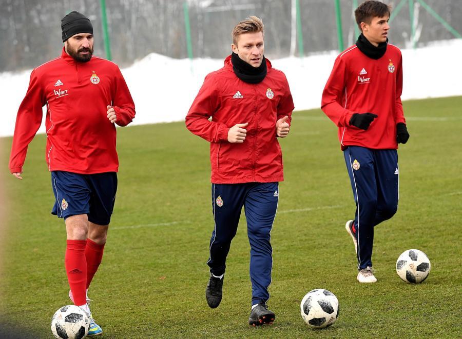 Marcin Wasilewski, Jakub Błaszczykowski i Daniel Hoyo-Kowalski