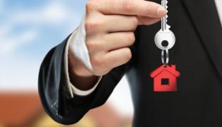 klucz do mieszkania
