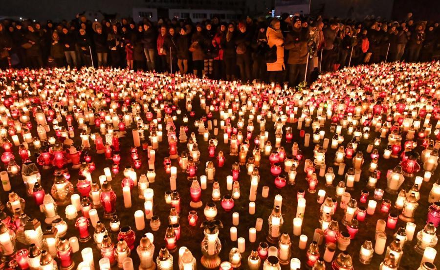 Gdańsk żałoba