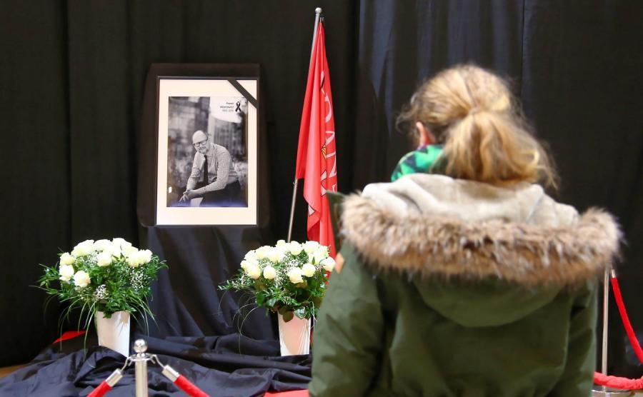 Śmierć prezydenta Gdańska Pawła Adamowicza