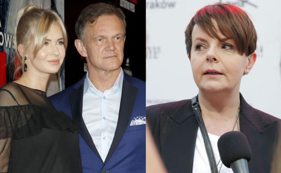 Edyta i Cezary Pazurowie, Karolina Korwin Piotrowska