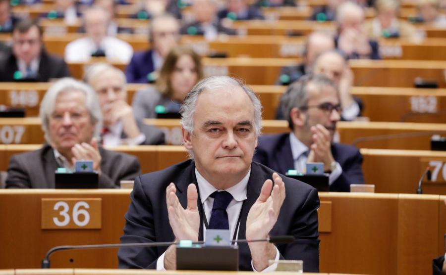 Głosowanie w europarlamencie