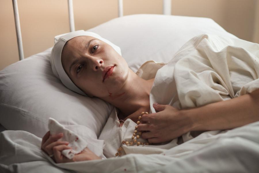 """Film """"Miłość i miłosierdzie"""" w kinach od 29 marca. Fot. Aleksandra Kamińska"""