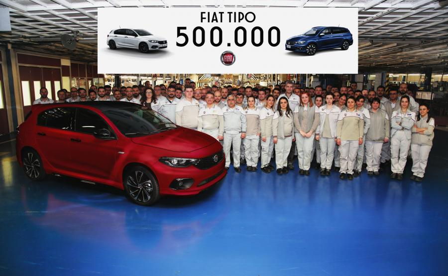 Fiat Tipo nr 500 000
