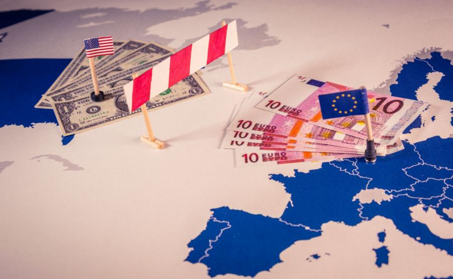 Stosunki między USA a EU