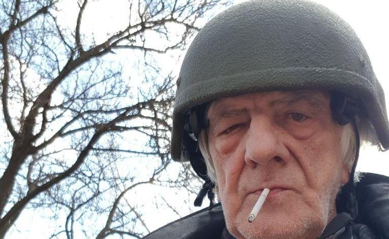 Ryszard Terlecki na Ukrainie