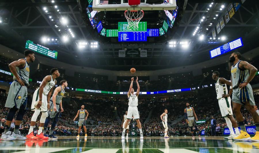 Indiana Pacers - Milwaukee Bucks