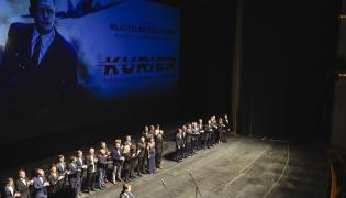 """Premiera filmu """"Kurier"""" Władysława Pasikowskiego"""