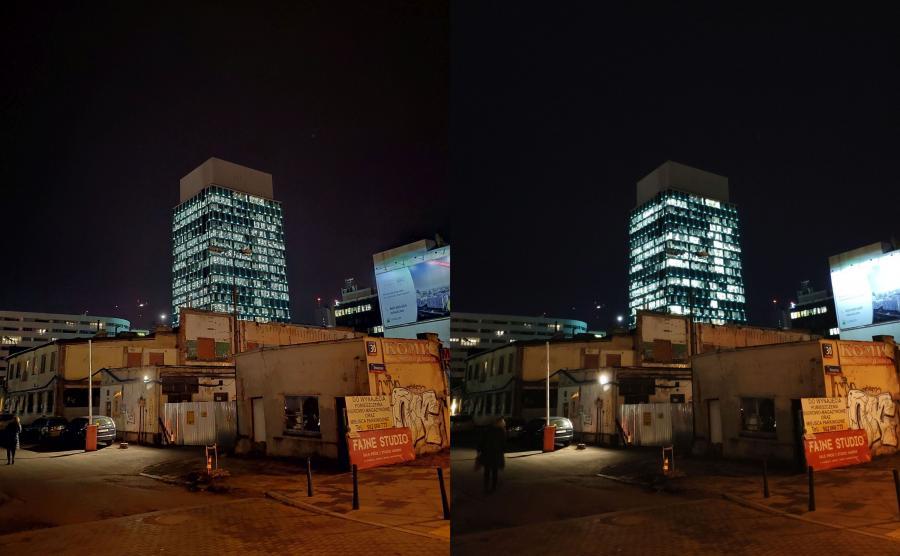 Xiaomi Mi Mix 3 - zdjęcia: nocne i zwykłe