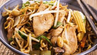 Chiński stir fry