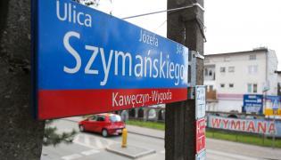 Ulica Józefa Szymańskiego