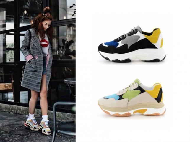Ugly shoes (pokazane w galerii modele pochodzą z oferty marki Primamoda)