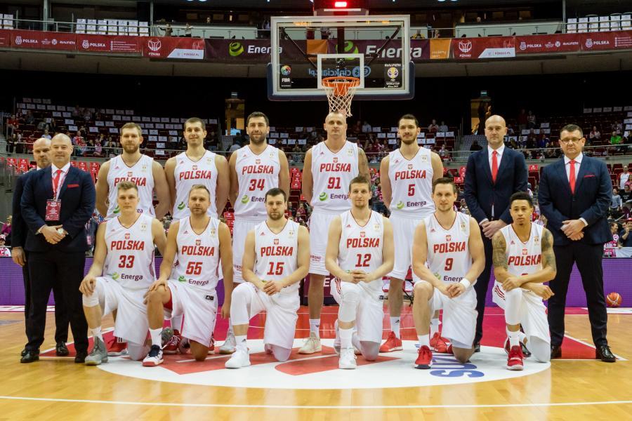 Reprezentacja Polski w koszykówce mężczyzn