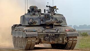 Brytyjski czołg Challenger 2