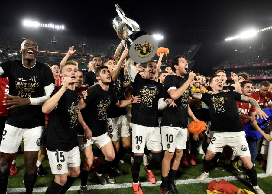 Valencia zdobyła Puchar Hiszpanii