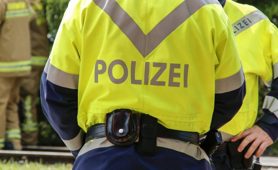 Austriacka policja