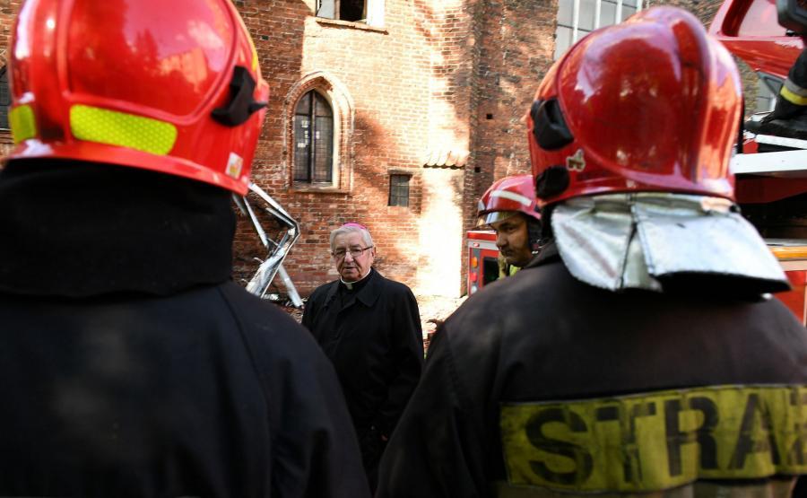 Strażacy