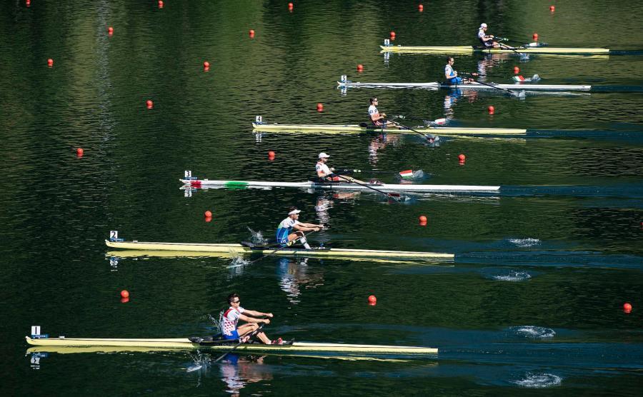 Wioślarskie mistrzostwa Europy w Lucernie