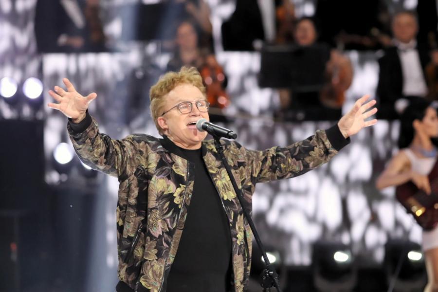 Felicjan Andrzejczak w Opolu zaśpiewał \