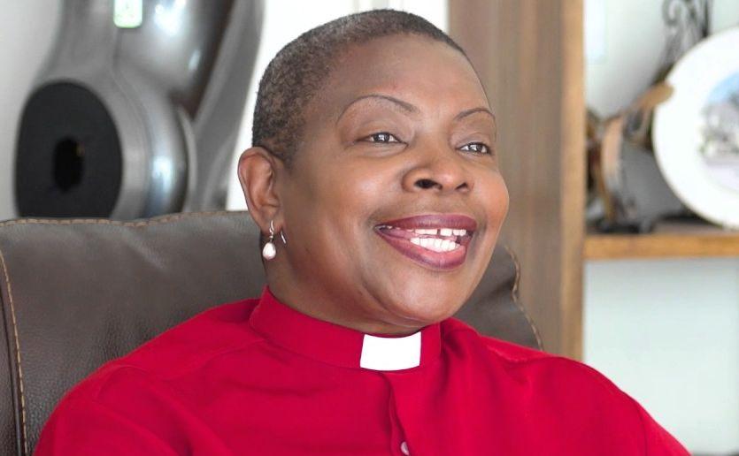 Biskup dr Rose Hudson-Wilkin