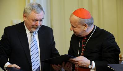 Prezydent walczy z Kościołem o 25 milionów