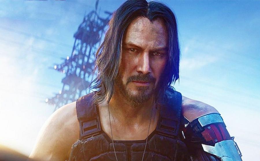 Keanu Reeves w grze \