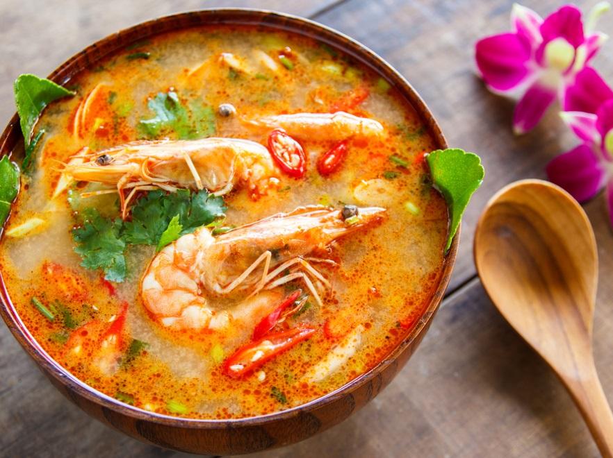 Przepis Na Zupę Tajską Egzotyczne Lato W Zasięgu Talerza