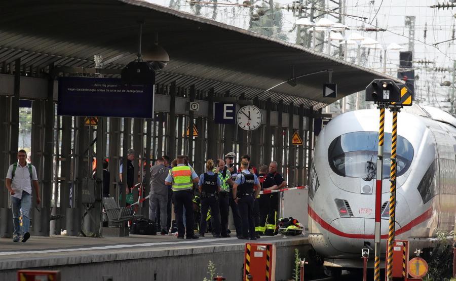 Dworzec we Frankfurcie nad Menem
