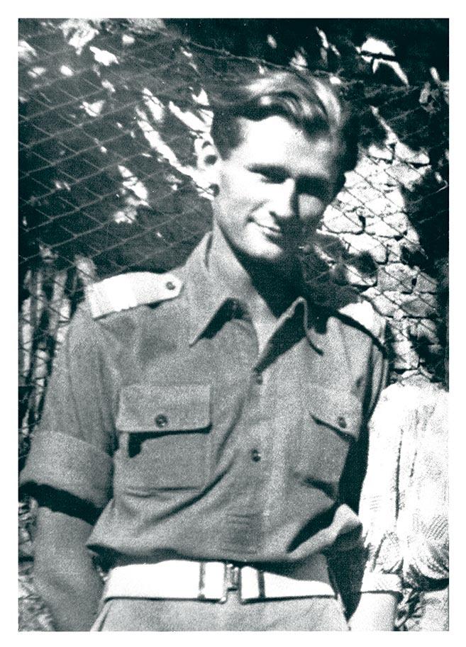 Kazimierz Radwański, ps. Kazik